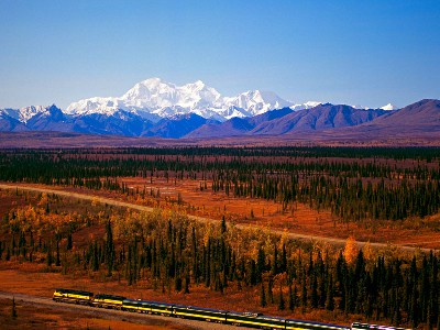 Alaska Cruise and Land Tour | Anchorage Denali Highlights