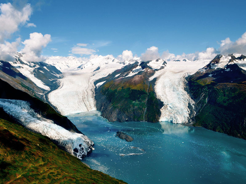Alaska Land Tour with Arctic Circle Tour | Prince William Sound