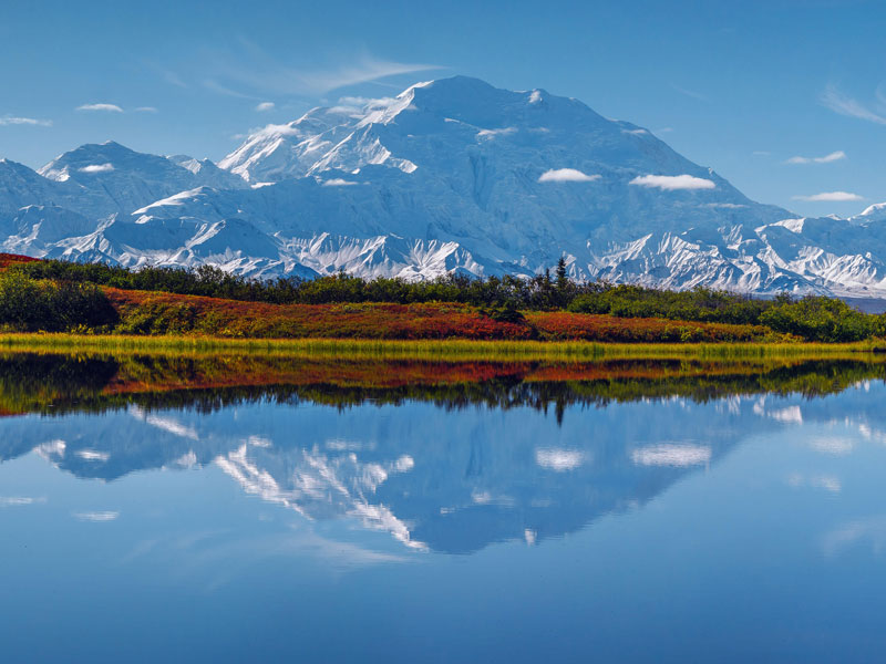 Alaska Stillpoint Lodge with Denali by Train | Denali National Park