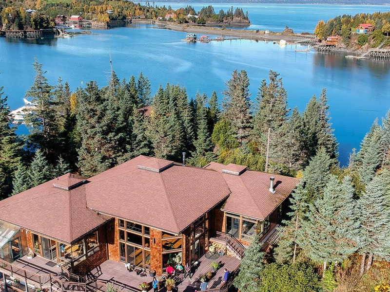 Alaska Stillpoint Lodge with Denali by Train | Stillpoint Lodge
