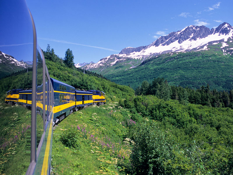 Alaska Train Vacations | Alaska Railroad